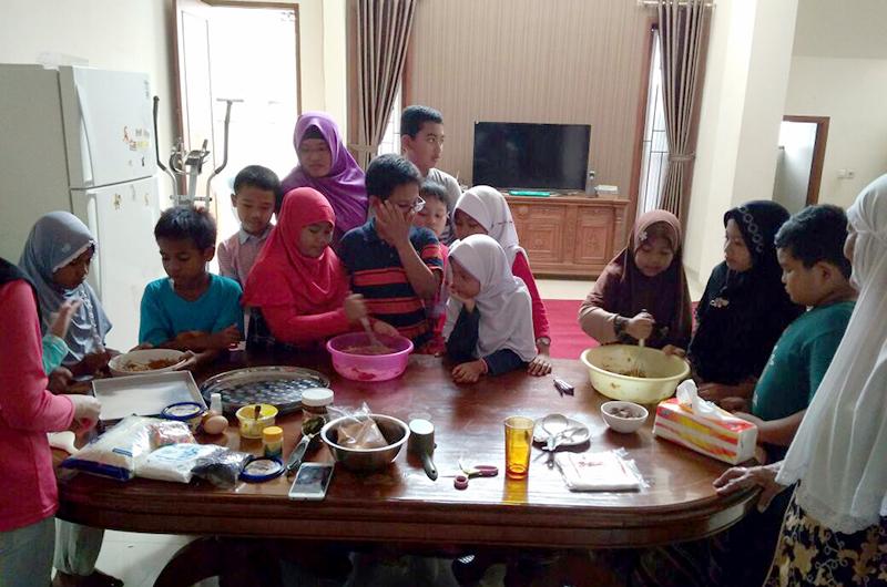 Visit Tazkya's House