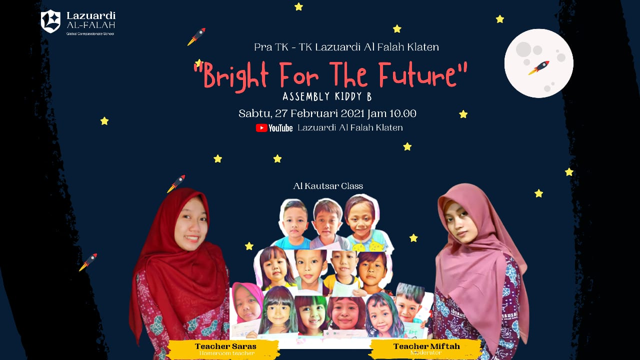 Assembly TK B: Bright to the Future