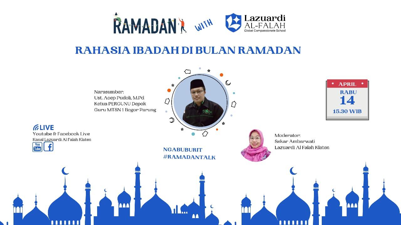 Rahasia Ibadah di Bulan Ramadan