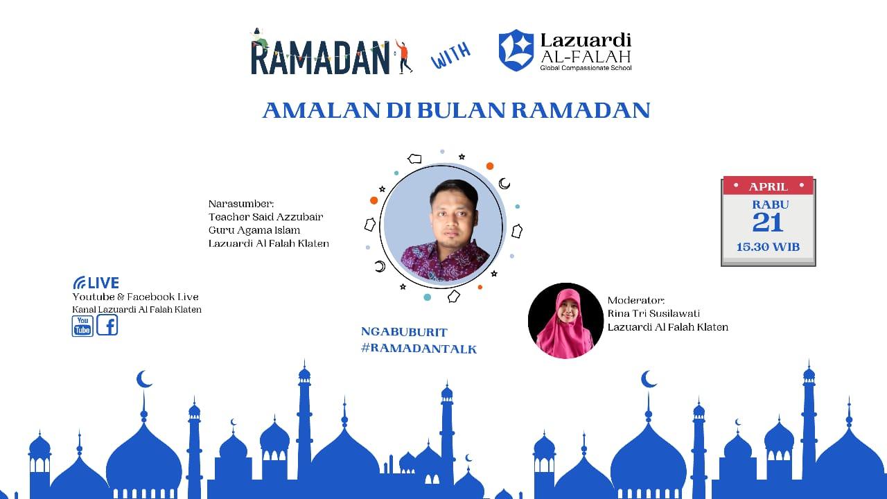 Amalan di Bulan Ramadan
